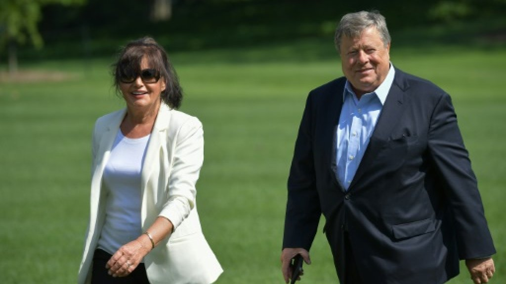Melania Trump's parents get US citizenship under program slammed by Trump https://t.co/GIypx3q8Zx