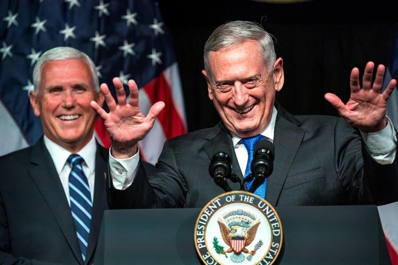Resultado de imagen para Por primera vez el secretario de Defensa de EE.UU. visitará Suramérica