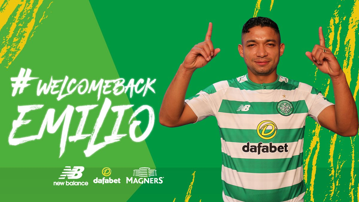 Transfer News Live's photo on Emilio Izaguirre
