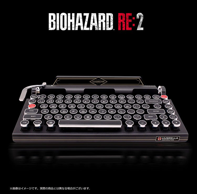 BIOHAZARD RE2に関する画像2