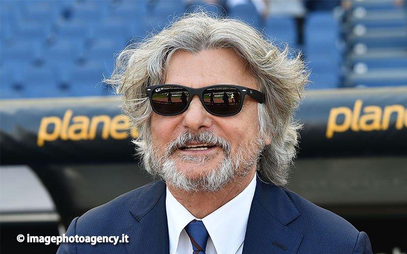 """#Sampdoria, a tutto #Ferrero: """"#Pallotta un miracolato, gli soffierò la #Roma. #Lotito il numero uno""""   http:// www.calciodangolo.com/2018/08/sampdoria-ferrero-pallotta-miracolato-gli-soffiero-roma-lotito-numero-uno/  - Ukustom"""