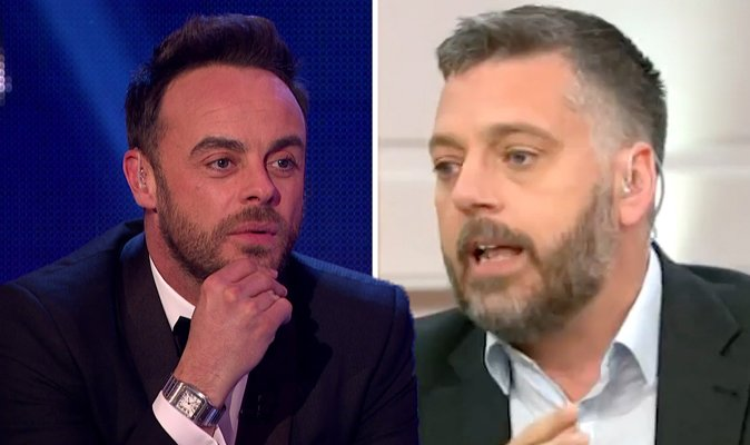 #GMB: Iain Lee praises 'inspirational' #AntMcPartlin for continued recovery   https://www. express.co.uk/showbiz/tv-rad io/1001655/Ant-McPartlin-latest-Iain-Lee-Declan-Donnelly-Im-a-Celeb-Saturday-Night-Takeaway-ITV &nbsp; … <br>http://pic.twitter.com/itEOBhUbkY