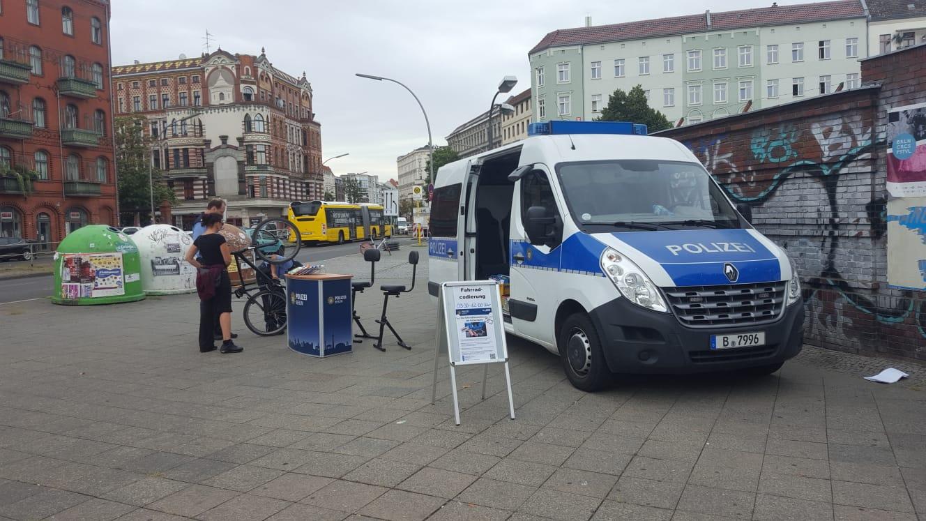 Polizei Berlin Meldungen Heute