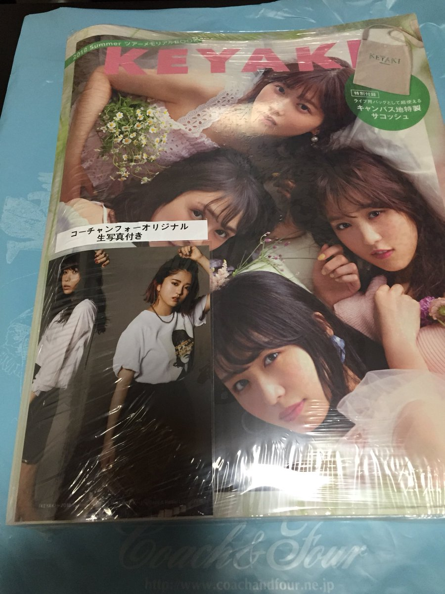 KEYAKI〜2018 Summer ツアーメモリアルBOOK〜に関する画像6
