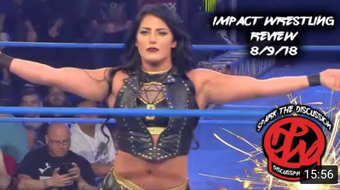 Check out our review for last  night's episode of #ImpactWrestling and have a great day    https:// youtu.be/NyjaYtz1a6s  &nbsp;    #IMPACTonPop #ProWrestling #WeAreImpact #TessaIsForever<br>http://pic.twitter.com/3A23gUdtlx