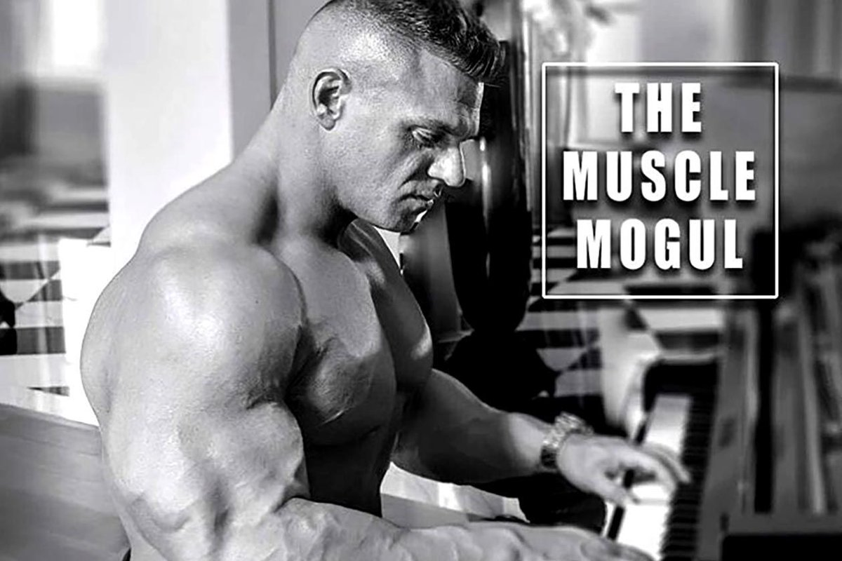 Generation Iron announces its PJ Braun video series The Muscle Mogul @GenerationIron @BlackstoneLabs stk3d.li/2OtM6Eb