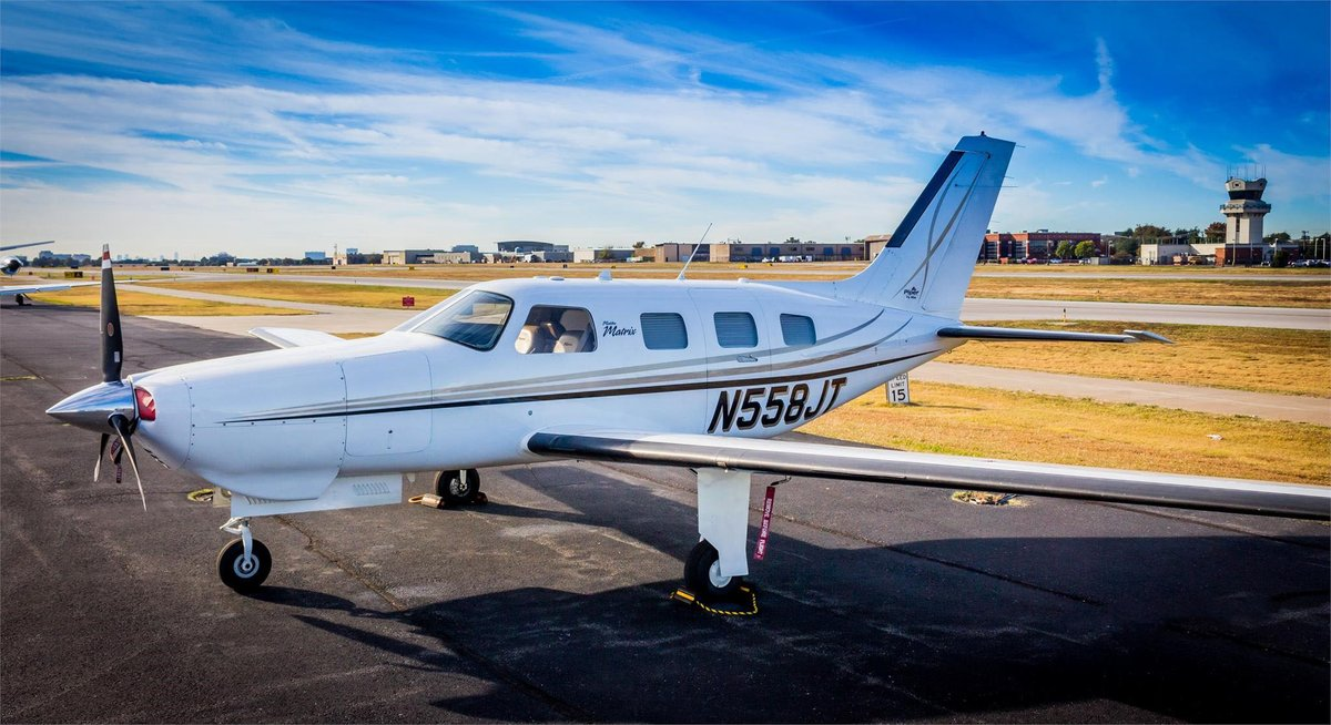 Featured Aircraft | 2008 #PIper Malibu Matrix | This #aircraft is perfect for the traveling family! Piper service center maintained, and featuring a modern glass panel this is a great buy! Click here for price and more details,  https:// aircraftsales.us/?p=13799  &nbsp;   #Aircraftforsale #Aviation<br>http://pic.twitter.com/NbeHir28Sd