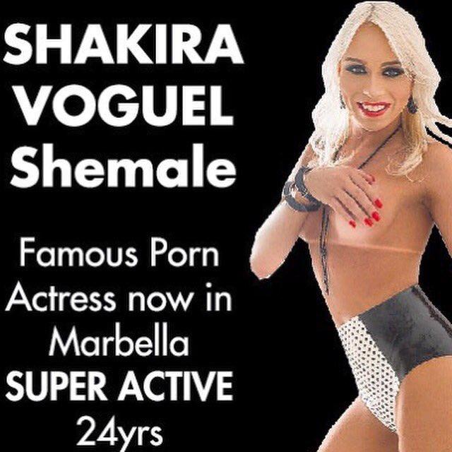 maya rio escort Shakira