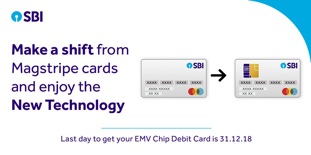 how to activate sbi emv debit card through sms