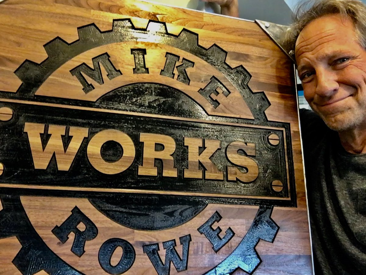 Big day at mikeroweWORKS. As we near the occasion of our 10th anniversary, (Labor Day) I'm pleased, honored, and relieved to announce the completion of another Work Ethic Scholarship Program. This year, we're awarding $600K to 182 individuals. Full list of bit.ly/WESlist