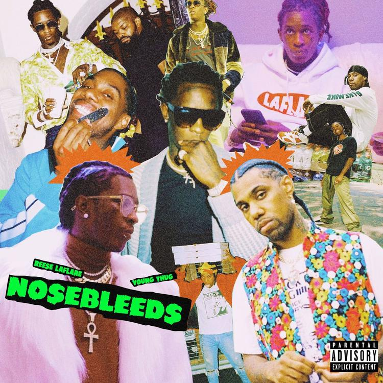 New Music: @ReeseLAFLARE Feat. @YoungThug 'Nosebleeds' https://t.co/gIGCCM36Gl https://t.co/icOg61mgEf