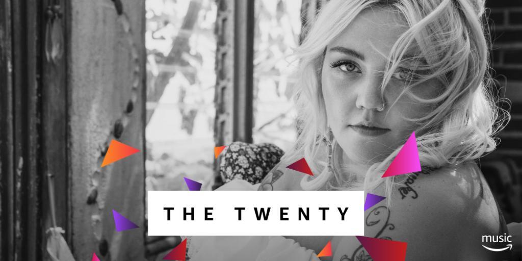 #AskAlexa, 'Play the Song of the Day' & stream @ElleKingMusic's #Shame amzn.to/2MbK1jz