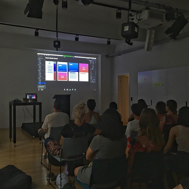 Attended a @pablostanley presentation on inVision Studio. Many good things are coming our way.  - #invisionstudio #meetup #berlin #ui #freelance #freelancelife #improvement #new #earlyaccess<br>http://pic.twitter.com/ojr4VRA44H