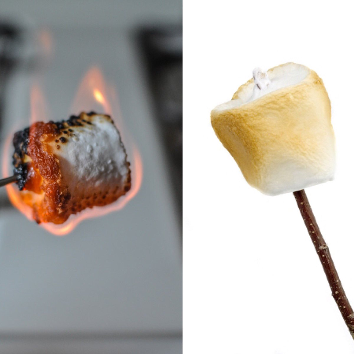 There are two kinds of people in this world. Which are you? #NationalSmoresDay <br>http://pic.twitter.com/4z8WGqn4NT