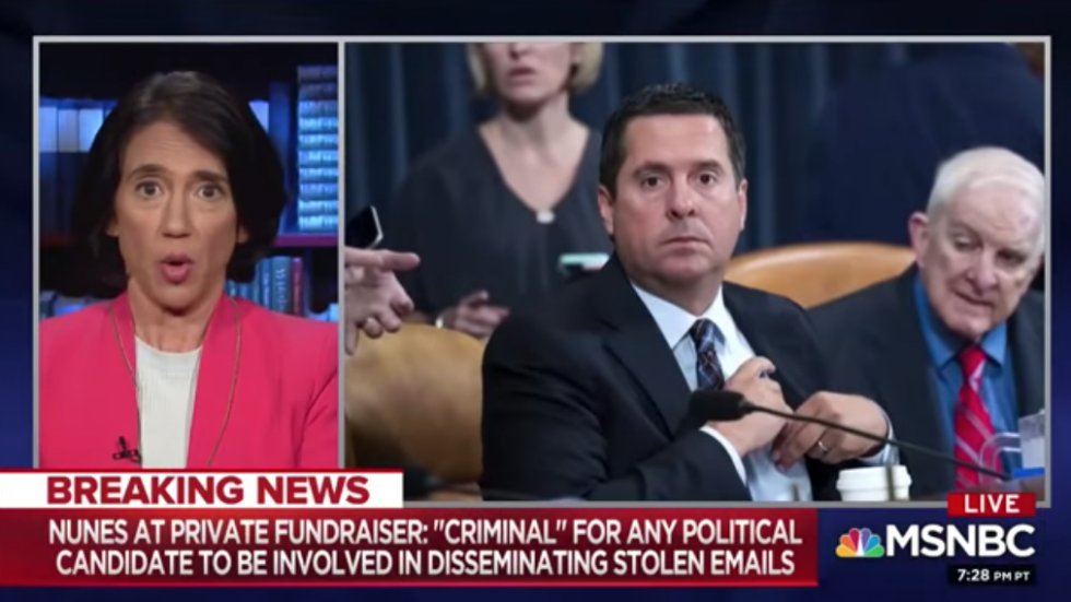 Conservative columnist says Nunes tapes are proof  'irredeemable' GOP needs to be defeated https://t.co/VLZTw7xTHU https://t.co/aGrBGRvtwi