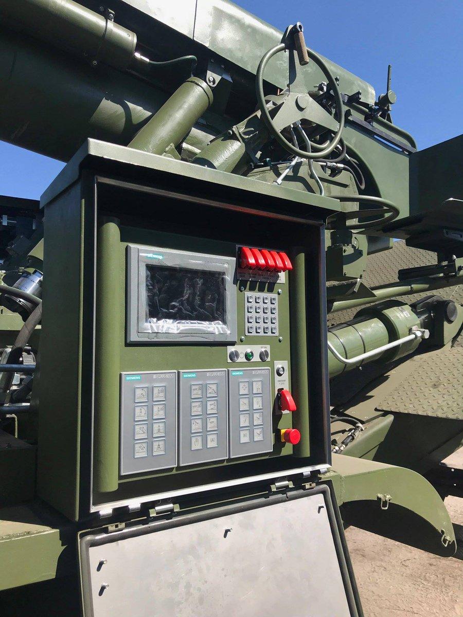 اوكرانيا تطورالمدفع Bogdana الهاوتزر ذاتي الحركه عيار 155 ملم  DkPI0lBXcAAEWmz