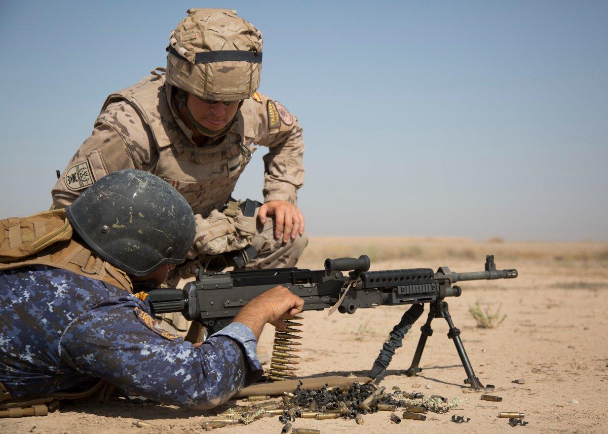 جهود التحالف الدولي لتدريب وتاهيل وحدات الجيش العراقي .......متجدد - صفحة 3 DkPJVqcVsAcp1t6