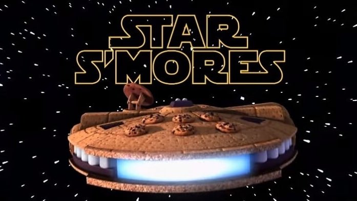 May the S'more be with you #NationalSmoresDay <br>http://pic.twitter.com/zVaKZkMteH
