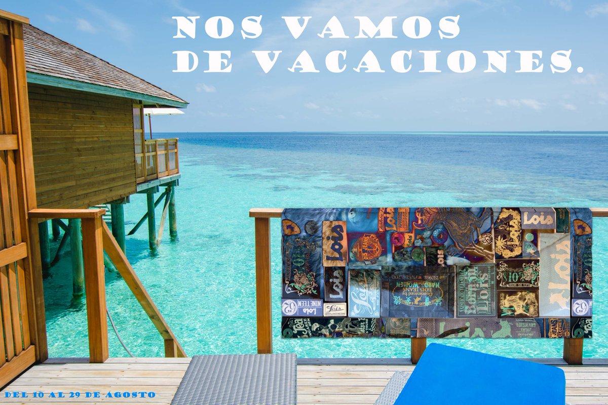 ¡Estamos que no cabemos de gozo! ¡Pero volveremos! Y avisamos... con más ímpetu 😉 ¡Hasta el 29 de agosto! #Vacaciones