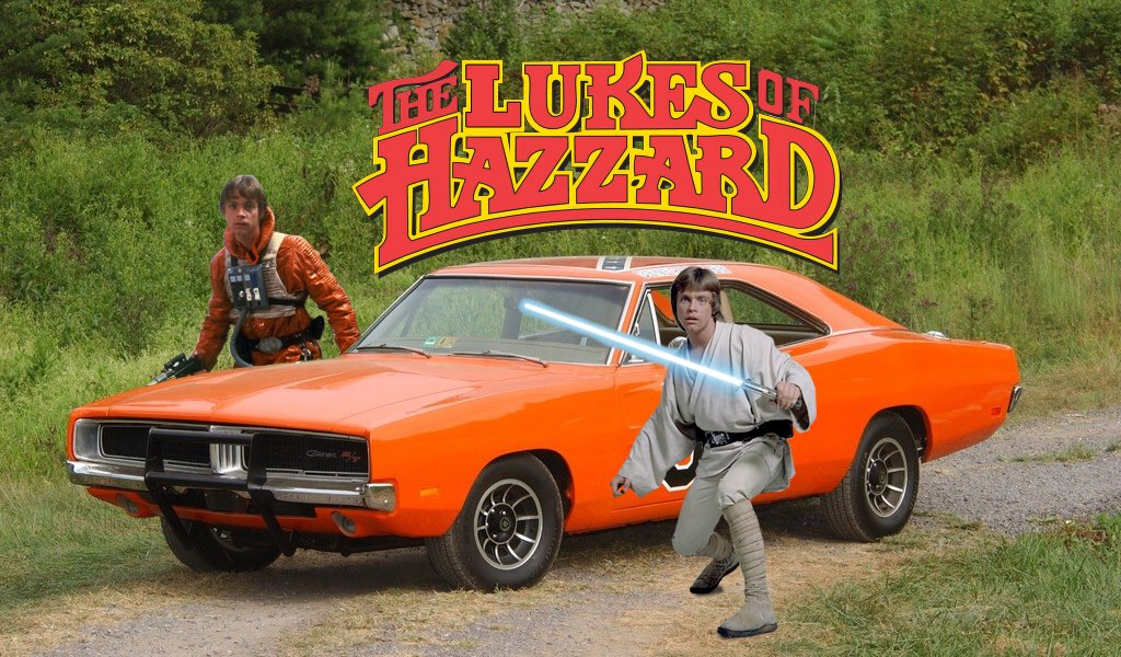 The Lukes of Hazzard #MoviesOnWheels <br>http://pic.twitter.com/GnvFvyfE62
