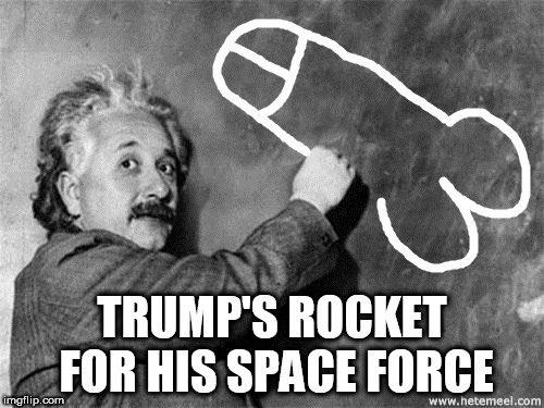 Of-Hymie's photo on #SpaceFarce