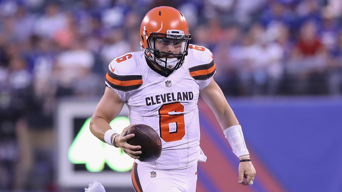 Sporting News's photo on Baker Mayfield