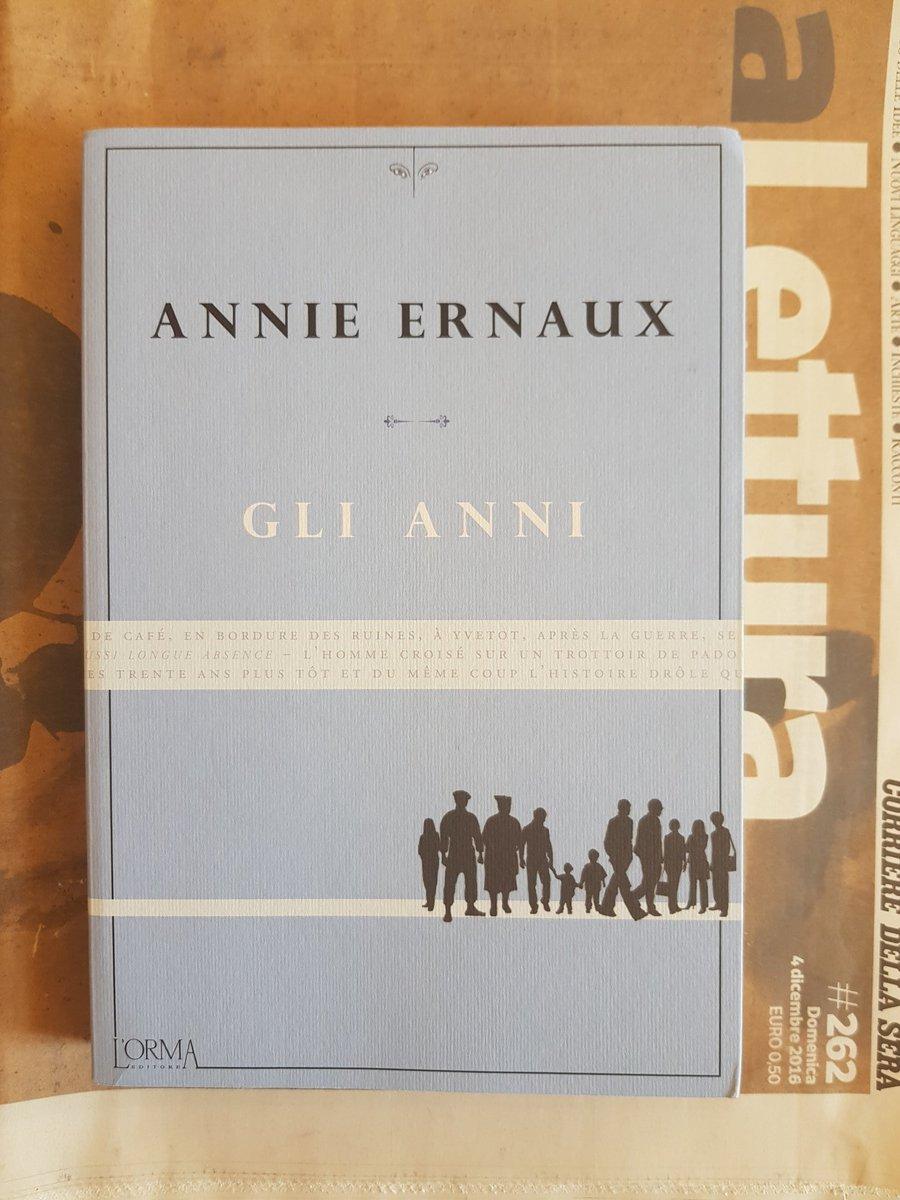 I migliori anni. Il Novecento, la guerra, la contestazione giovanile, il sesso, la malinconia della maturità, una vita come tante. Il capolavoro di Annie Ernaux. Domani ve ne parlerò #recensione #TelegraphAvenue #BookLoversDay  - Ukustom