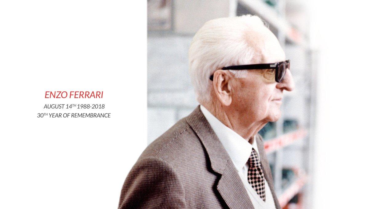 Scuderia Ferrari's photo on Enzo