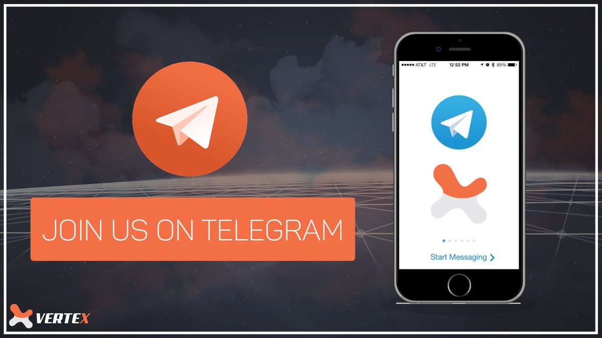 Talk to us on telegram! We discuss crypto, investments, and ICOs. We are Vertex, the first ICO aftermarket, find out what we're doing:   https:// t.me/Vertexmarkepla ce &nbsp; … <br>http://pic.twitter.com/9n0UqznQgS