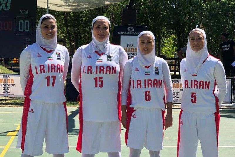 #Iranian females 1st in West Asia 3x3 basketball https://t.co/hXPbjoWqWn https://t.co/Tjh3oYm59N