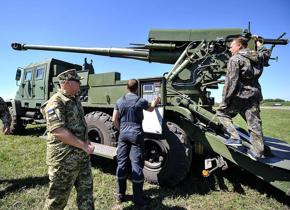 Ukrainian Ground Forces: - Page 6 DkPZgq4WsAA06cR