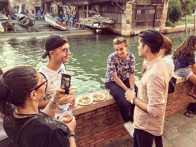 #streatyvenice Experience! We take you where you wouldn't go, so why would you like to go? Coz it's where we venetians go Stay Hungry Stay Streaty #venicefoodtour #venicestreetfood #venicewalk #venicefood #venetianfoodies #visitvenice #venicegram #… https://ift.tt/2vTthm1pic.twitter.com/Ti6pc93pVa