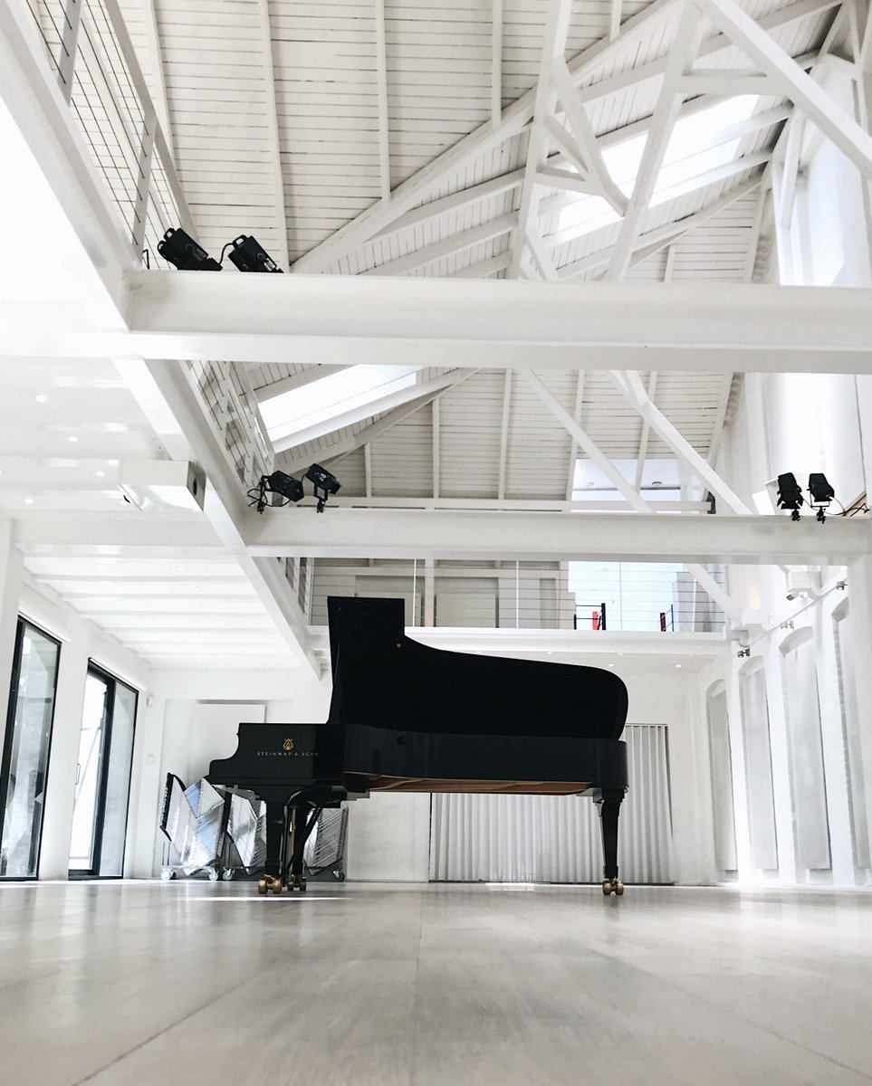 Reloaded twaddle – RT @SteinwayAndSons: Make #Steinway the focal point of any home, studio, or perf...