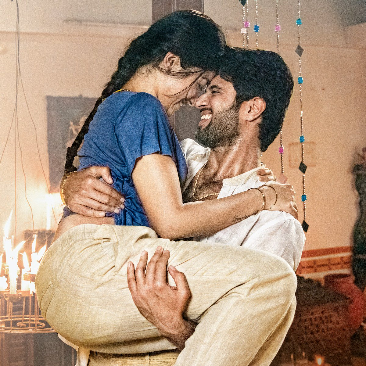 FIRST REPORT: Geetha Govindam Review - Lead Pair