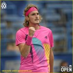 Image for the Tweet beginning: #LaPerfDeLaSemaine - Stefanos Tsitsipas est