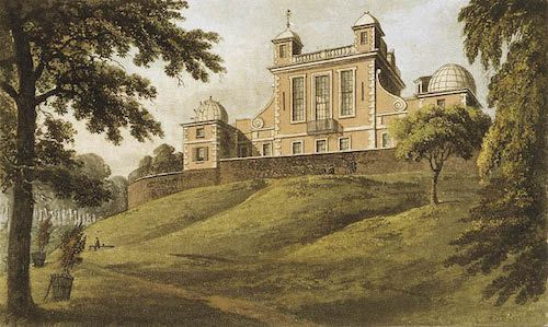 #OTD 1675, construction began on the Royal Observatory in Greenwich, England  https:// buff.ly/2vSCVFu  &nbsp;   The building was completed on 10 July 1676 at a cost of £520.45 #histSTM <br>http://pic.twitter.com/d96cMYODa1