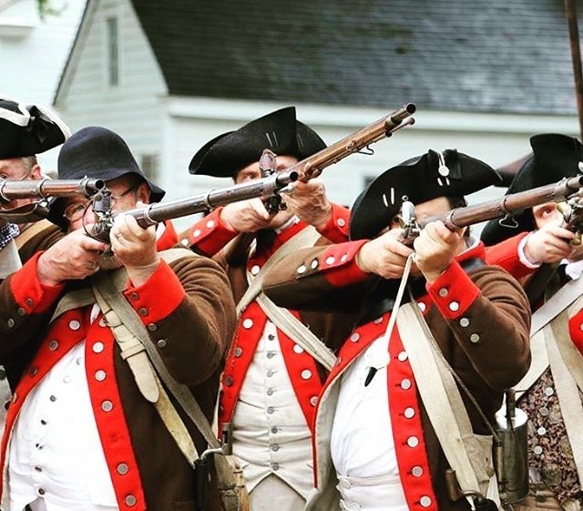 The 2nd MAss is always looking for new recruits go to our website to figure out how! #revolutionarywar #patriots #reenactment #recruitment https://t.co/NOGwI6U4hA