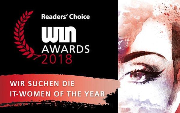 Readers' Choice sucht die #ITWomenoftheYear! Wir freuen uns über die Nominierung von @u_morgen,...