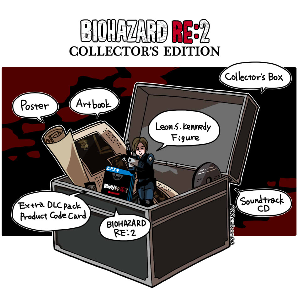 BIOHAZARD RE2に関する画像11