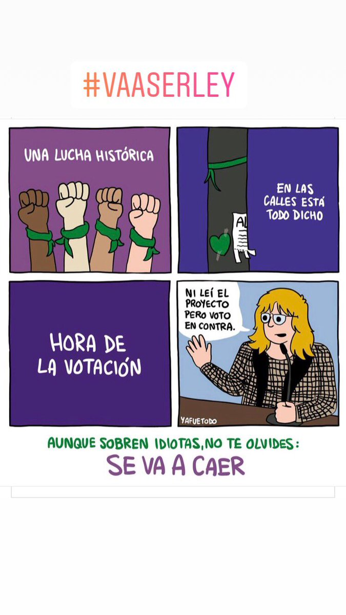 Lorena GonzalezTocci 💚's photo on #VaASerLey