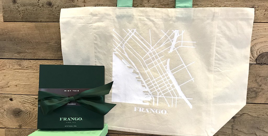 The weekend is almost here, and your #FridayMotivation is another #FrangoFriday #giveaway! Follow us on Twitter and #retweet this post for a chance to #win a 30-piece box of Mint Trio and a #Chicago/#Seattle Frango tote bag! We&#39;ll choose 2 winners on Monday. Good luck! <br>http://pic.twitter.com/s8gN7F58nL