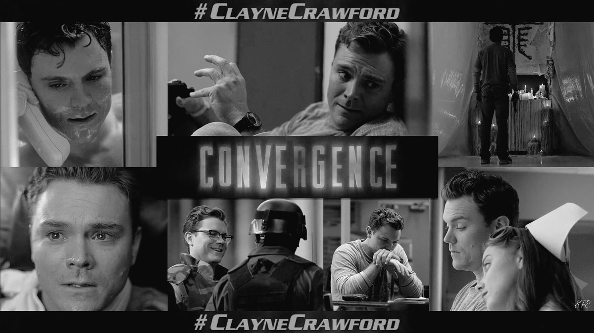 Just watched the Mistery/Thriller, Convergence!                All #ClayneCrawford #movies are #MoviesOnWheels!  <br>http://pic.twitter.com/ml5iQPlsMA