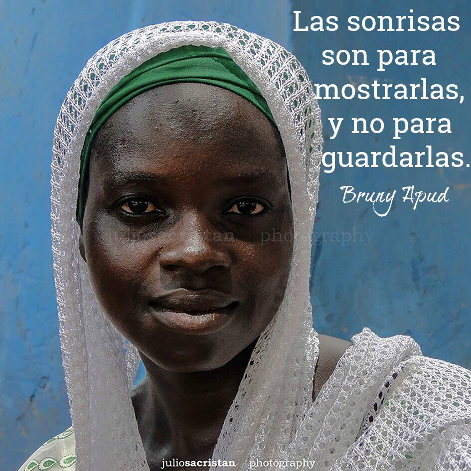 Frases Bruny Apud On Twitter Las Sonrisas Son Para