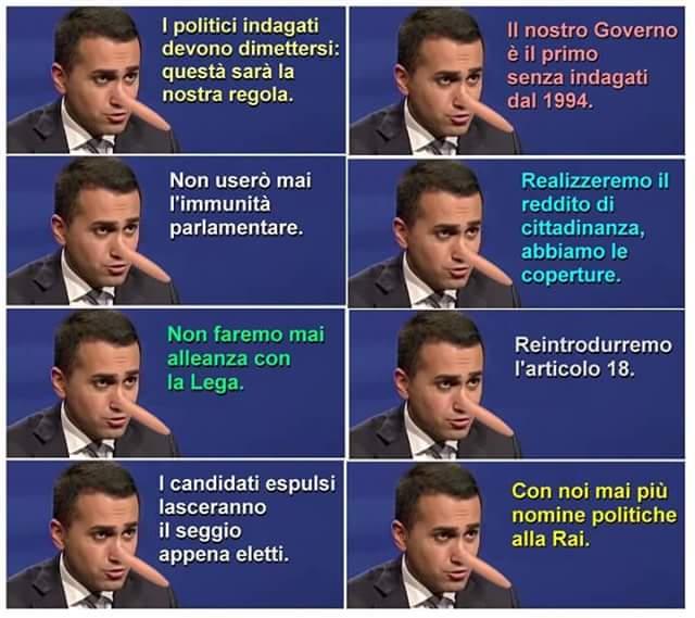 @matteorenzi #IlcazzarodiPomigliano ha detto tutto e il contrario di tutto ma i boccaloni fasciogrulloleghisti credono ancora ad ogni bugia che racconta.#DiMaio #80Euro #10Agosto #80Euro #Salvini #DiMaioInsegna  - Ukustom