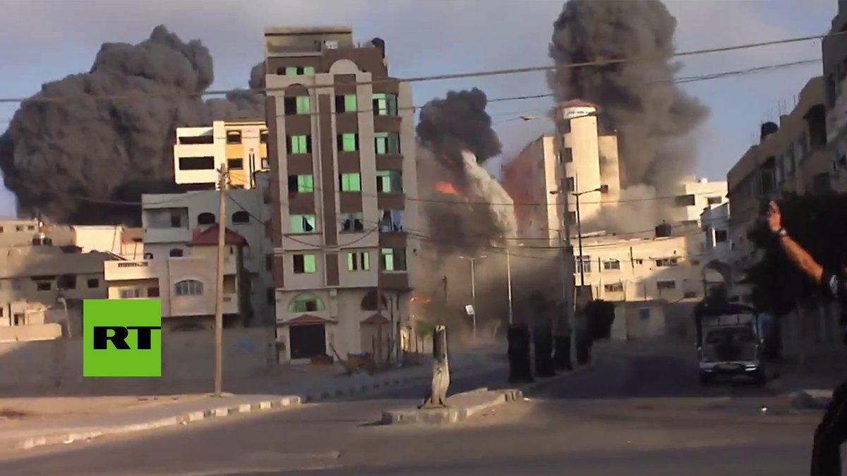 RT en Español's photo on Gaza
