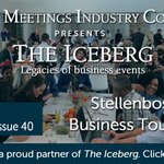 Image for the Tweet beginning: Issue 40 of The Iceberg's