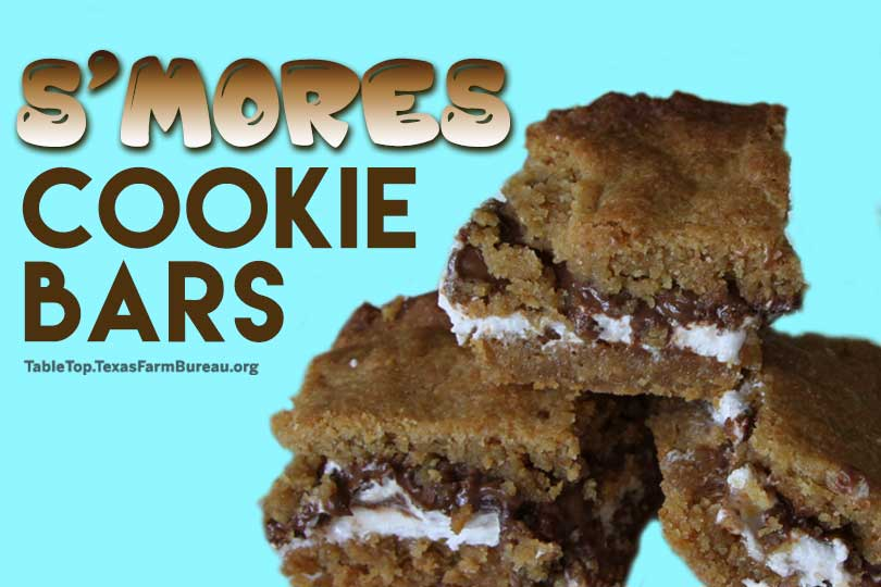 We'll have s'more of these delicious cookie bars! ✋  Get the #recipe ➡️  https://t.co/rjutyQ0LW0 #nationalsmoresday https://t.co/NyndbWJesQ
