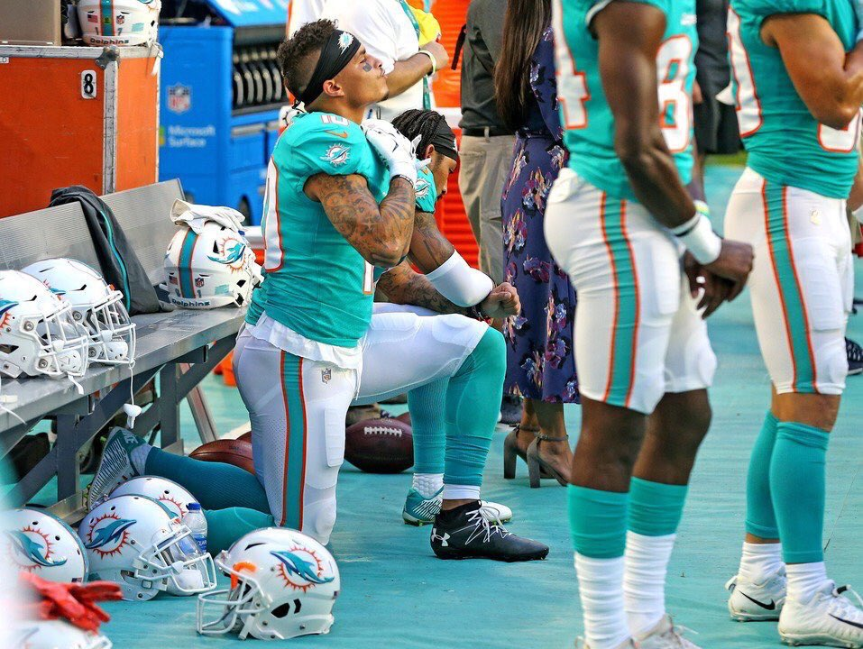Kenny Stills. #TakeAKnee