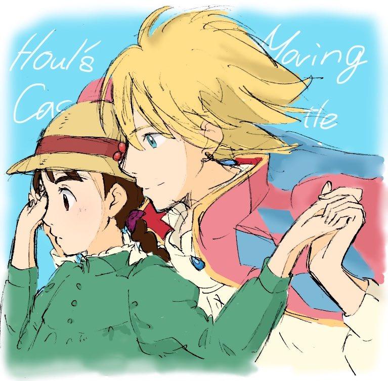 #ハウルの動く城  Houl&#39;s Moving Castle <br>http://pic.twitter.com/q2xi8f31tG
