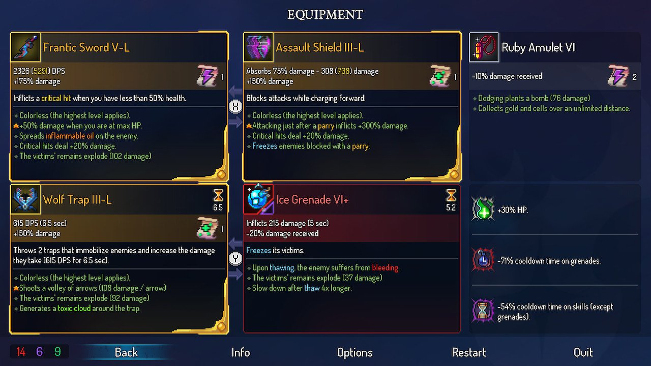 Dead cells ot cascellvania page 34 resetera was a bit shaky at the end but it worked out i think i can start 1 cell runs now farmed enough cells for blueprints etc to feel a bit better attempting malvernweather Images